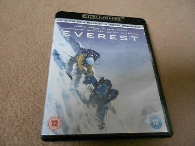 Everest 4K Ultra HD + Blu-ray + Digital Code - Jason Clarke, Josh Brolin