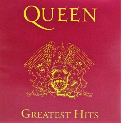 ***queen : Greatest Hits*** Brand New Factory Sealed!!!  Freddy Mercury!!!