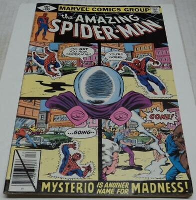 AMAZING SPIDER-MAN #199 (Marvel Comics 1979) MYSTERIO appearance (FN+)