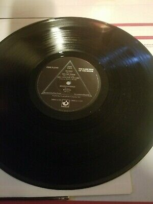 pink floyd lp dark side of the moon smash 11163