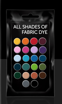 Dylon Dyes For Hand Dyeing of Smaller or Delicate Items Full Colour Range 50g
