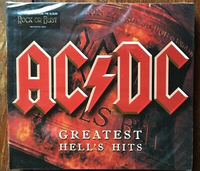 "Ac/dc ""hell's Hits""  Double Cd Digipack !"