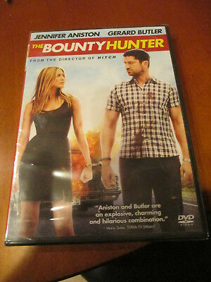 The Bounty Hunter (DVD, 2010) Brand New