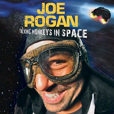 Joe Rogan Talking Monkeys In Space 2009 Cd Comedy Neu