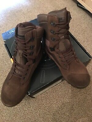 YDS  Falcon combat boots Size 10 Brand New