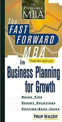The Fast Forward MBA in Business Planning for Growt... | Buch | Zustand sehr gut