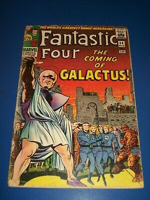 Fantastic Four #48 Silver Age 1st Silver Surfer Huge Key Hot Wow