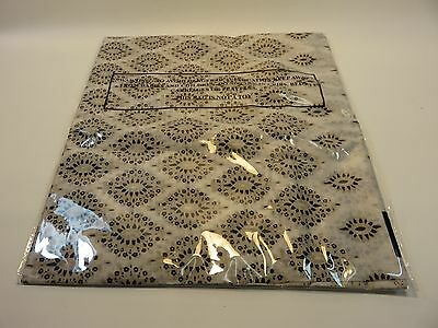 837e7a2927b Hat Attack Neutral Diamond-Printed Sarong  Popsugar Musthave  New in Package