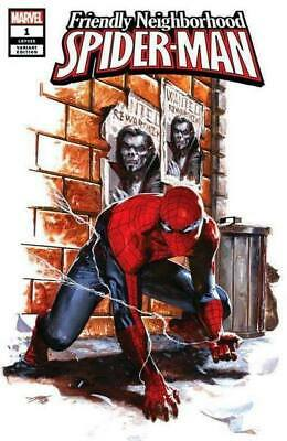 Friendly Neighborhood Spider-Man #1 Dell'otto Trade Dress Variant Ltd 3000