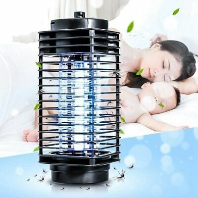 Electric UV Light Mosquito Killer Insect Grill Fly Bug Zapper Catcher Lamp UK