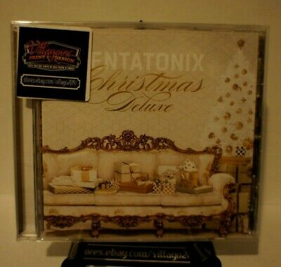 Pentatonix Christmas Deluxe.A Pentatonix Christmas Deluxe New Cd Free Shipping