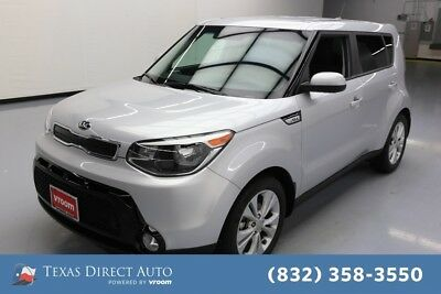 2016 KIA Soul + Texas Direct Auto 2016 + Used 2L I4 16V Automatic FWD Hatchback