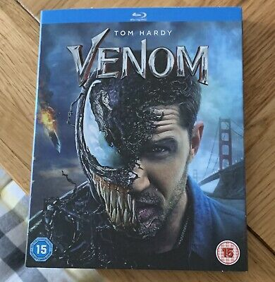 Venom (Blu ray) Brand New Sealed