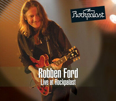 Robben Ford Live At Rockpalast Cd & Dvd Brand New