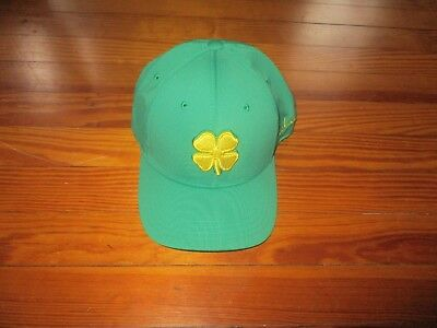 3fcaea820d2bcc New Black Clover Live Lucky Masters Green Fitted Hat Size L/XL Pro Shop  $34.99