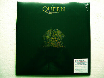 QUEEN * Greatest Hits II * SEALED 180g 2 LPs + D/L 1991/2011