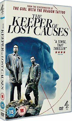 The Keeper of Lost Causes DVD (2014) Nikolaj Lie Kaas R2