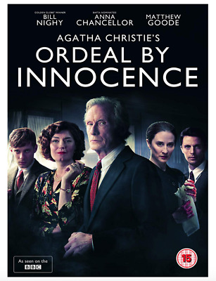 Agatha Christie: Ordeal By Innocence UK DVD Region 2 Stock 2019