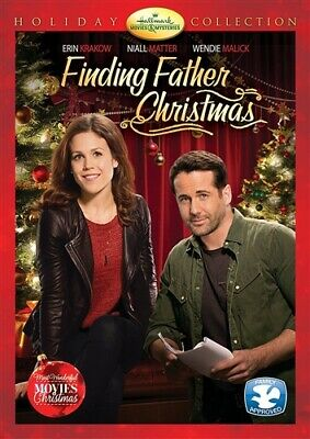 FINDING FATHER CHRISTMAS New Sealed DVD Hallmark Channel Holiday Collection