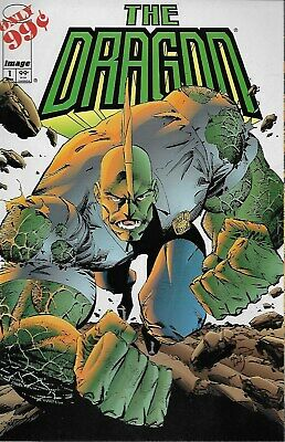 The Dragon (Savage Dragon) No.1-5 / 1996 Erik Larsen
