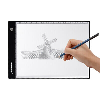 Portable USB Powered A4 LED Light Box Tracer Board Artcraft Tracing Pad AH417