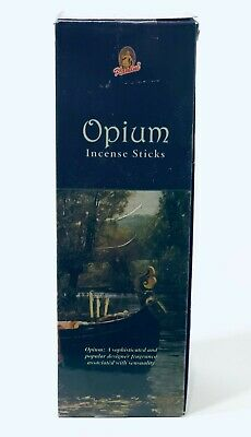 Opium Incense Sticks x 200 Box (HAND ROLLED) KAMINI