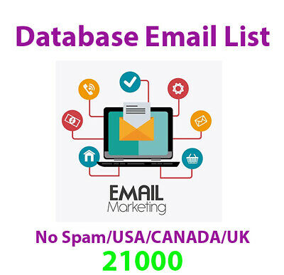 CANADA CONSUMER LISTS, Canada B2C 10 Million+ emails