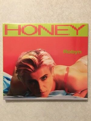 """Robyn """"HONEY"""" CD (New 2018 Release)(Mint)"""