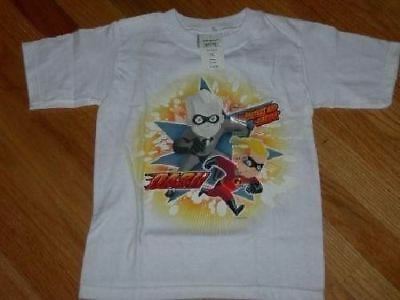 New Disney Store Exclusive The Incredibles Dash Shirt Small 6/6X- Medium 7/8