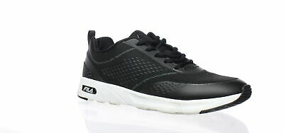 2cb354f31a40 FILA WOMENS MEMORY Chelsea Knit Black Running Shoes Size 7.5 (174596 ...