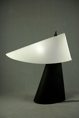 ZIP LIGHT Table LAMP SIGMAR WILLNAUER MOMA Made in Italy 70s 80s 90s RARE