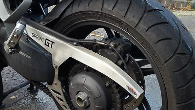 Triumph 1050 Sprint Gt (11-) Beowulf Stainless Steel Chain Guard Cgtr001