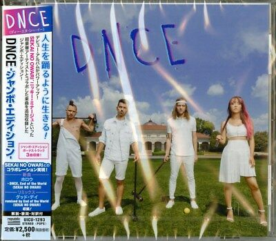 Dnce-Dnce & More-Japan Only Cd F56