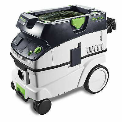 Festool 574951 Mobile Dust Extractor CTL 26 E GB CLEANTEC 240V