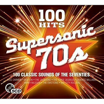100 Hits: Supersonic Seventies Various Artists Audio CD