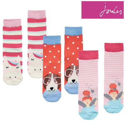 Joules Neat Feet Character Socks
