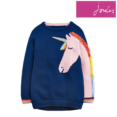 Joules Gee Gee Novelty Knitted Jumper