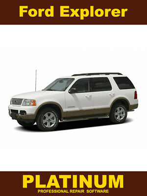 ford explorer 2004 repair manual