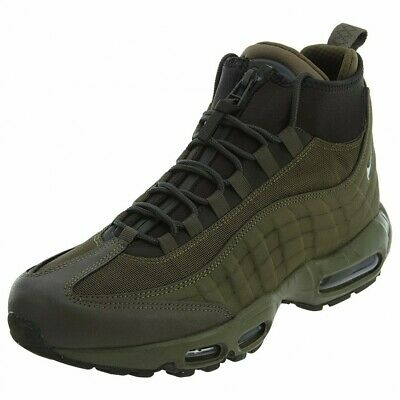Details about Authentic Nike Air Max 95 Sneakerboot Tan Brown Wheat SZ US 9 Brand New Rare