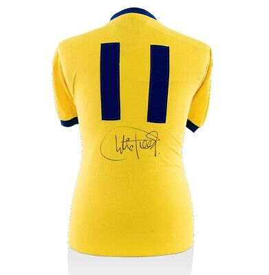 Charlie George Signed Arsenal 1971 Double Winners Shirt - Number 11