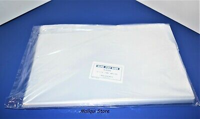 100 CLEAR 12 x 16 POLY BAGS PLASTIC LAY FLAT OPEN TOP PACKING ULINE BEST 1 MIL
