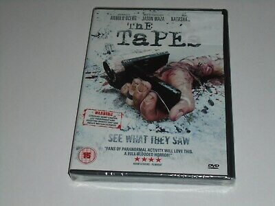 THE TAPES DVD (Region Free) NEW & SEALED 'Found Footage' Horror Thriller