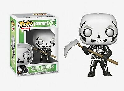 Funko Pop Games: Fortnite Series 1 - Skull Trooper Vinyl Figure Item #34470