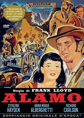 Dvd Alamo - (1955) Western ** A&R Productions ** .......NUOVO
