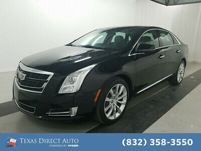 2017 Cadillac XTS Luxury Texas Direct Auto 2017 Luxury Used 3.6L V6 24V Automatic FWD Sedan Bose OnStar