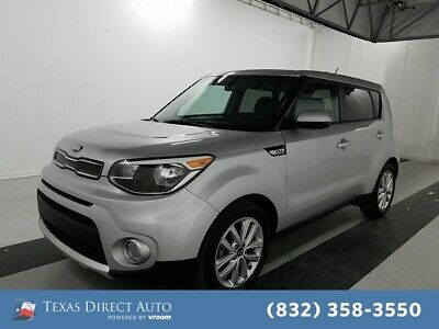 2017 KIA Soul + Texas Direct Auto 2017 + Used 2L I4 16V Automatic FWD Hatchback