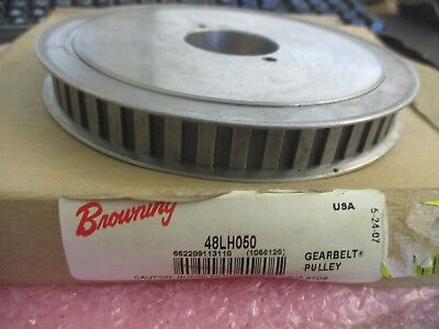 Browning Modèle :48lh050 Courroie Pulley. Neuf Stock Ancien <