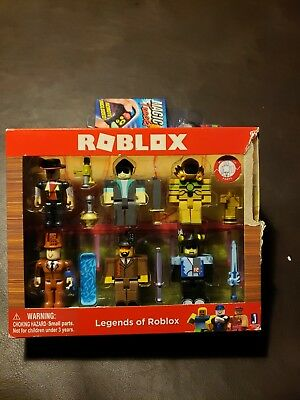 BRAND NEW Roblox Action Legends of Roblox Figure Pack