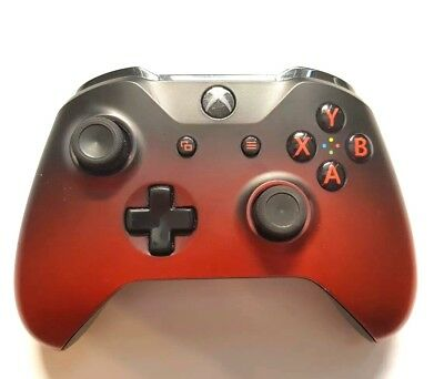 Genuine Microsoft WL3-00068 Xbox One Wireless Controller - Volcano Shadow