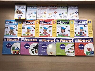 Your Baby Can Read/Discover Set